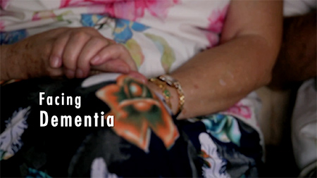 Facing Dementia Logo